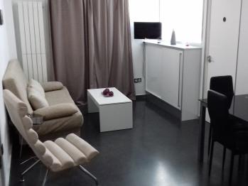 Apartamento de dos niveles