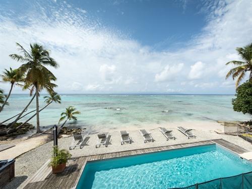 Appartement-Premium-Salle de bain privée séparée-Vue mer-Suite T3