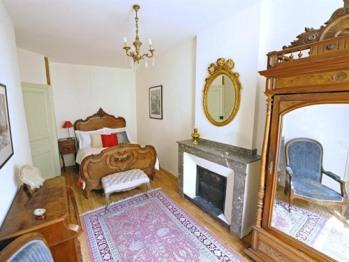 Bedroom 1st floor apartment.