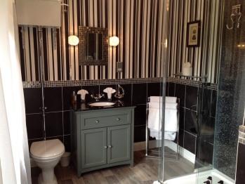 Shower room Dairy Cottage
