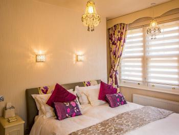 Double room-Ensuite-Lilac - Superking