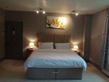 Super King or Twin Room - Room Only (No Breakfast Rate)