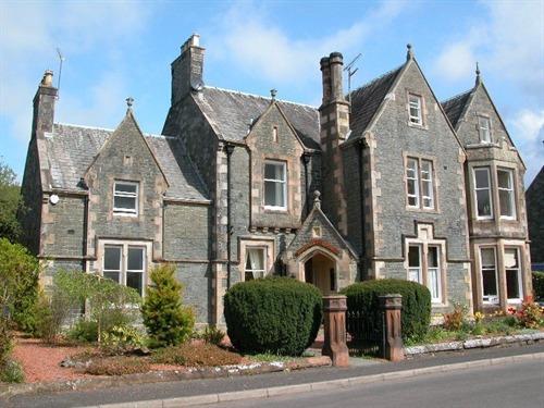 Hartfell House & The Limetree Restaurant