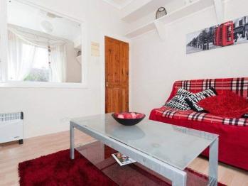 Edinburgh city centre Hamza Apartment -