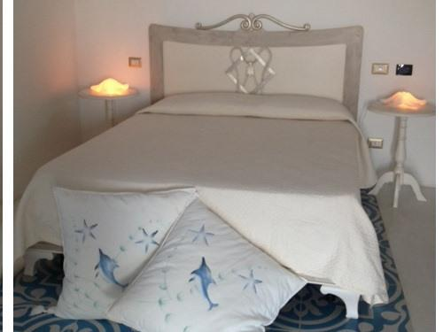 Quadrupla-Premium-Bagno in camera con doccia-Vista mare-Morgana