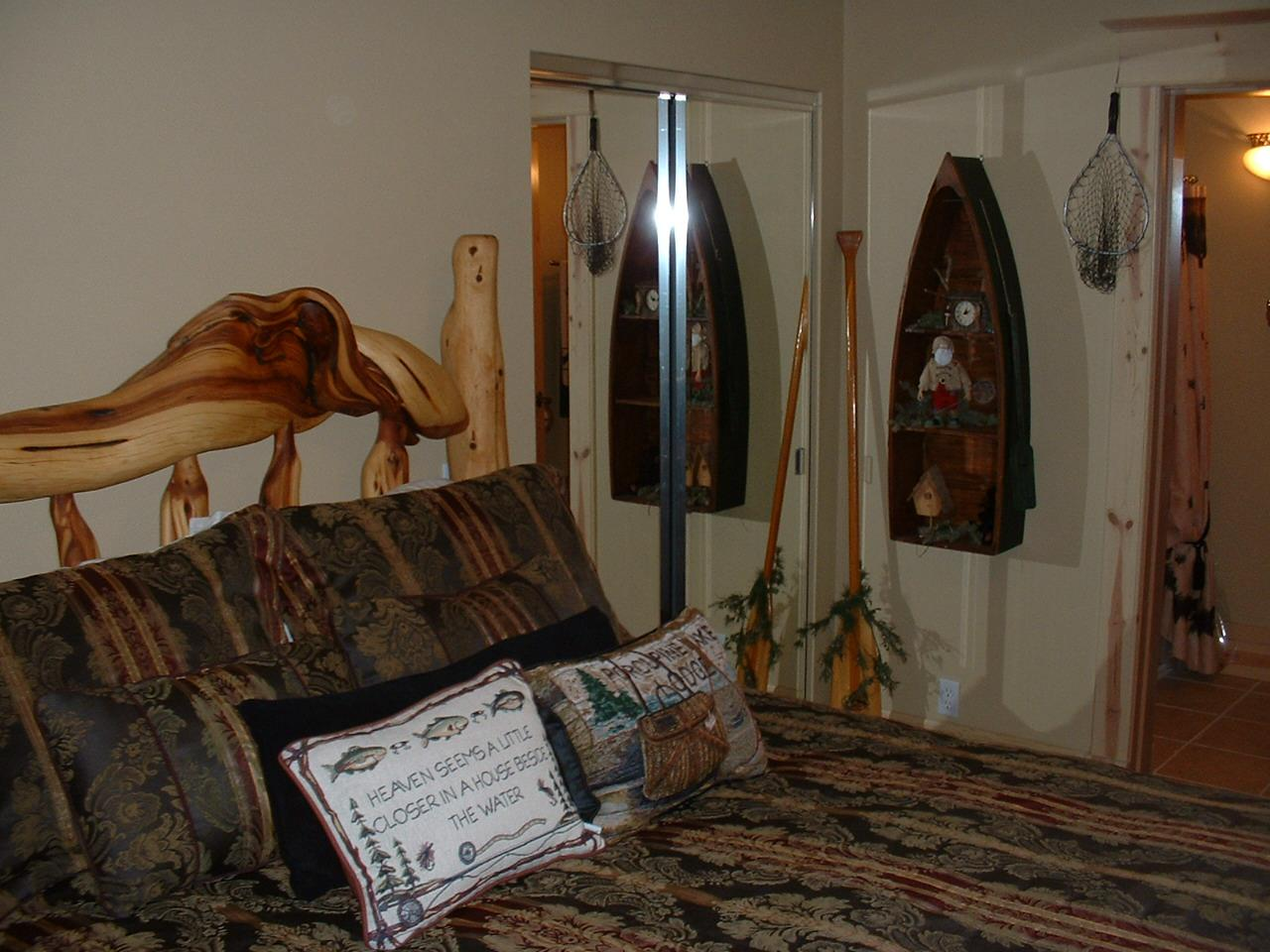 Double room-Ensuite with Shower-Panoramic-River view-The Fishing Hole