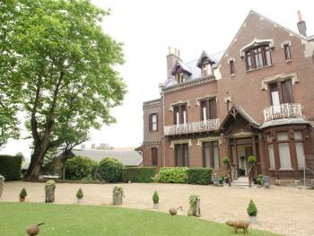 La Villa Ariane - La Villa et son jardin