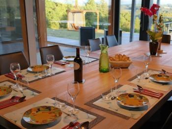 Villa Lascaux - Table d'hôtes