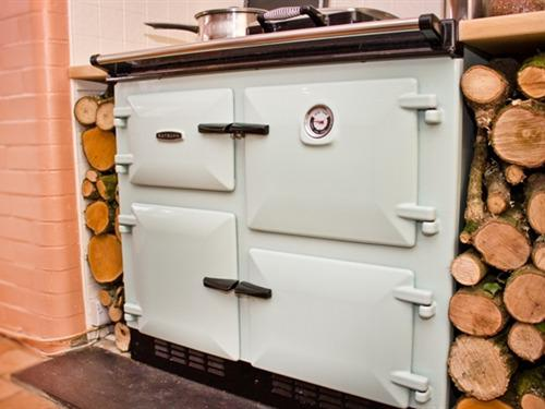 Fabulous meals cooked on The Aga