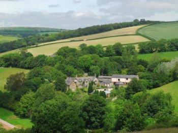 Ranscombe Manor is set within it's own 32 acre estate, giving guests peace and privacy
