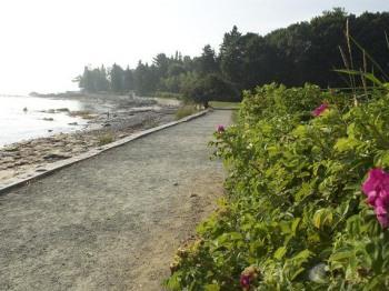 Historic Shore Path