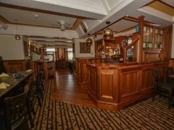 Hayloft Lounge