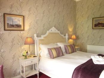 The Dartmoor Room has views right across to Dartmoor National Park