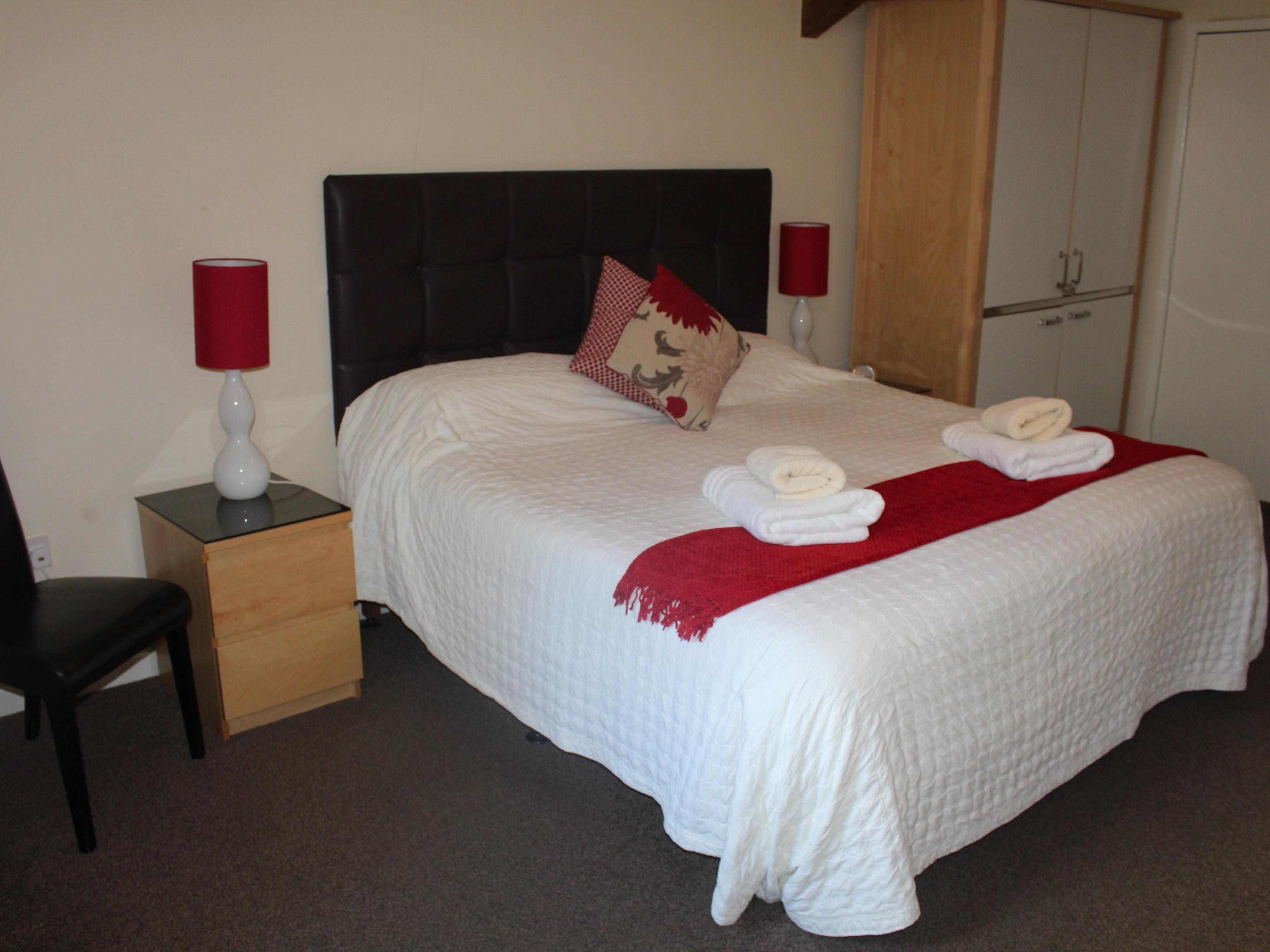 Double room-Ensuite - Room Only Rate. Breakfast not included