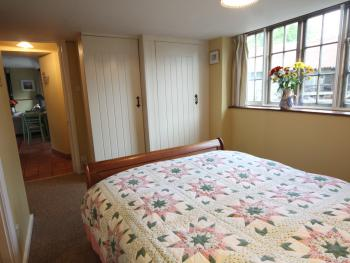 The Wheelwrights bedroom