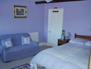 Double room-Ensuite-Lavender