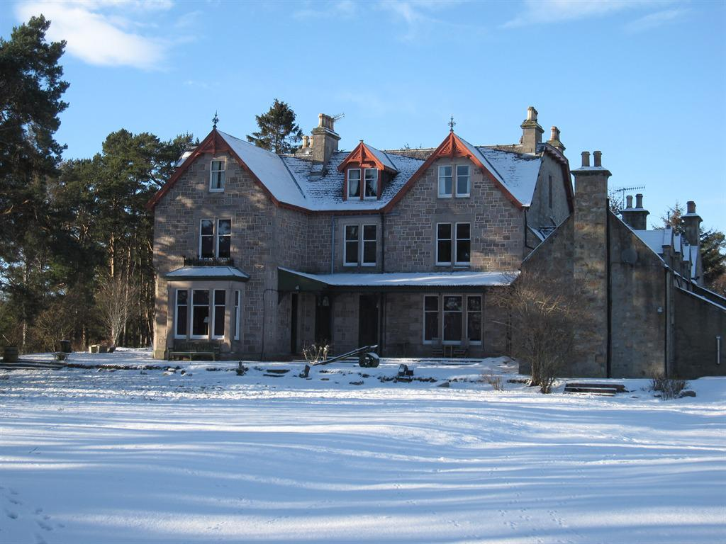 Dalrachney in the Snow