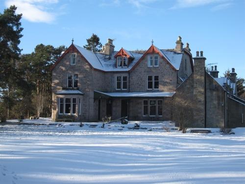 Dalrachney in the Snow