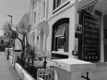 babbacombe palms guesthouse