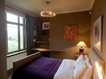 Chambre Jardin, double confort
