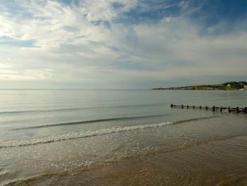 SWANAGE BEACH