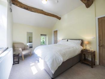 Double room-Ensuite with Shower-Garden View