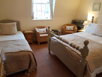 Double room-Ensuite-& Single - 3rd floor - Base Rate