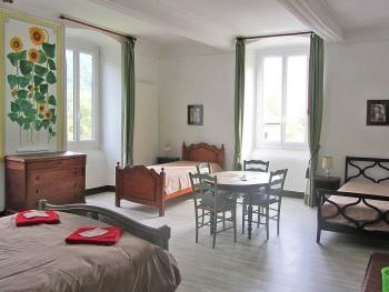 Chambre familiale Tournesol