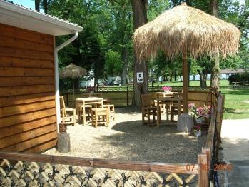 Erie Kai Tavern Outdoor Patio