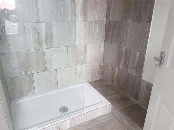 En-Suite Double Shower Room