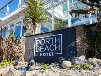 Porth Beach Hotel - Our Hotel