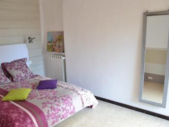 Appartement-Confort-Salle de bain-Vue sur Jardin-La Vagabonde