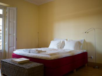 Very spacious bedrooms, with ensuite bathroom and access to patio or balcony