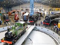 The National Rail Museum