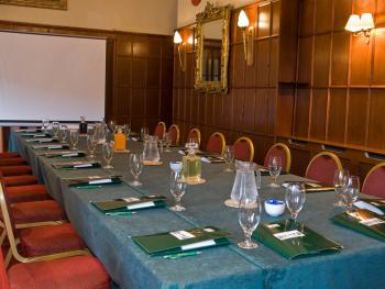 The Talbot Room is suitable for weddings, meetings and celebrations