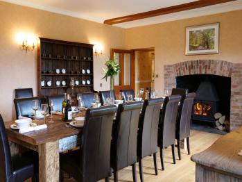 Wooladon House Dining Room