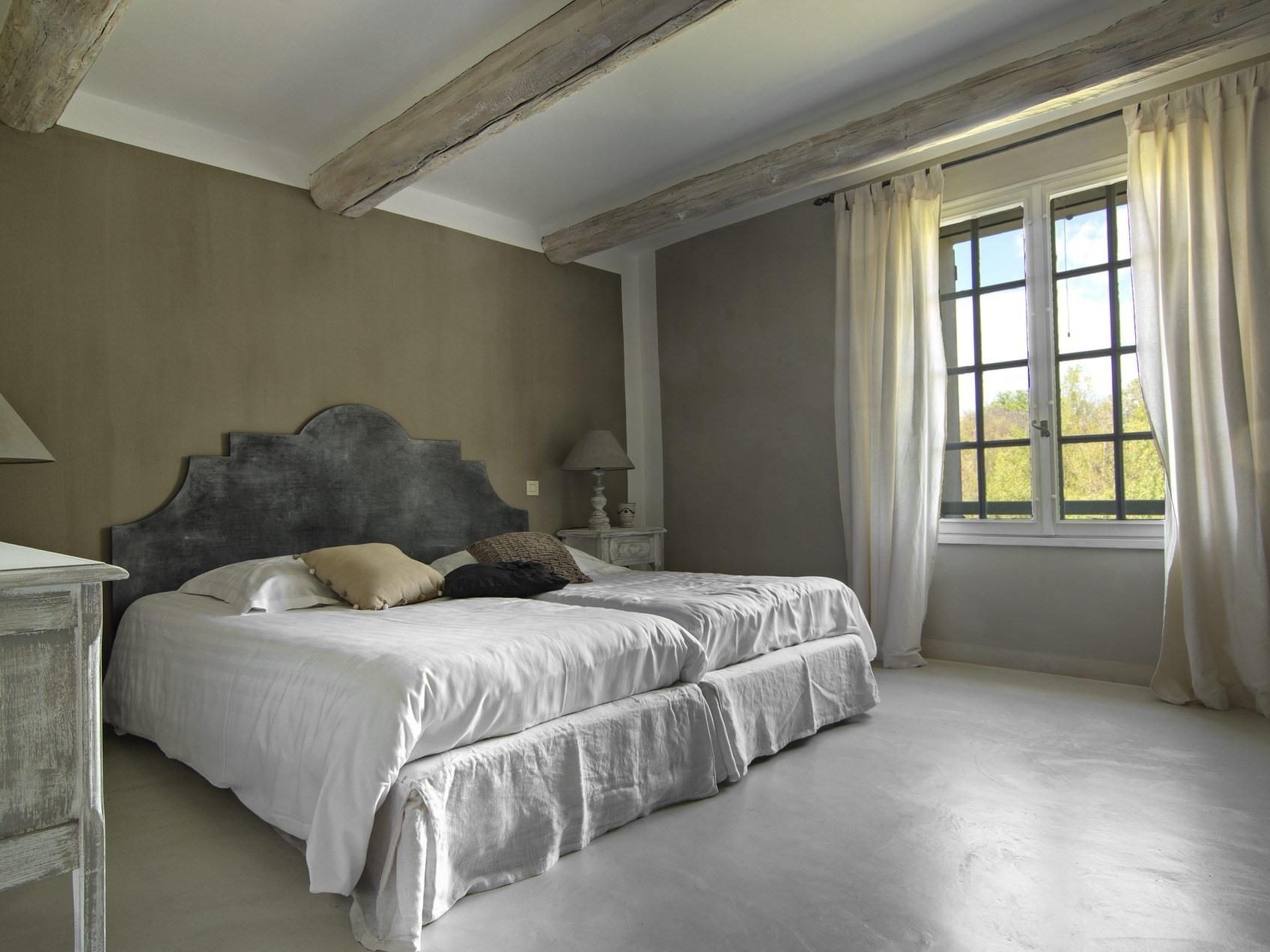 Hôtel Le Mas du Pont Roman - Chambre TWIN