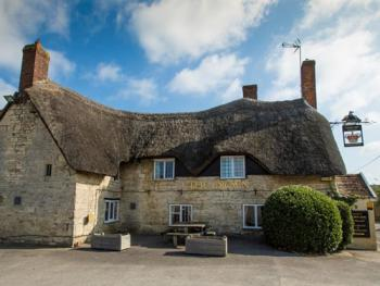 The Crown at Marnhull -
