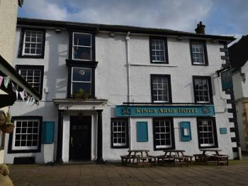 Kings Arms - Kirkby Stephen - Outside