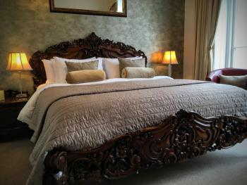 Double room-Ensuite-Myrtleberry – Super-king - Base Rate
