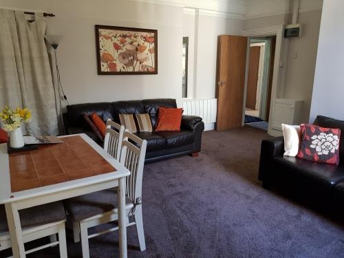 Flat 6 Living Room