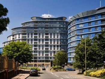 Oakdale Apartments - View from Heathside