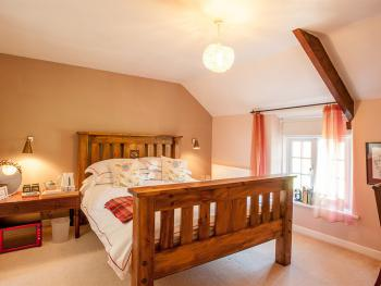 Double room-Standard-Ensuite-The Hayloft