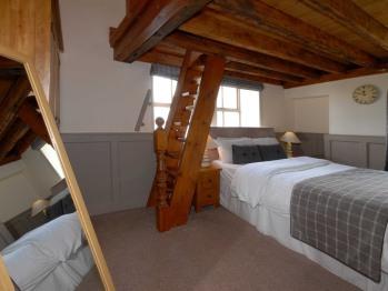 Family room at The Fleece Inn