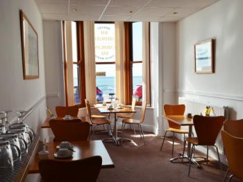 Breakfast Room With Sea Views
