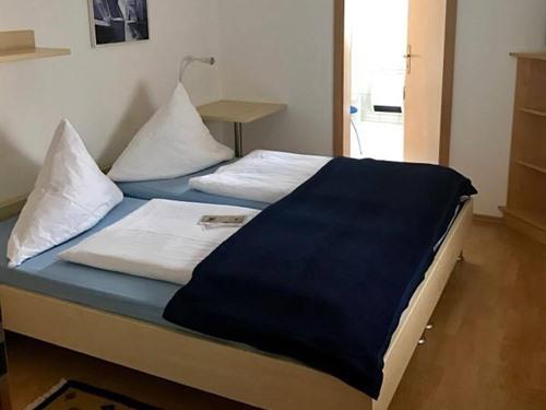 Doppelbett oder zwei Einzelbetten-Ensuite Dusche-1. Obergeschoss