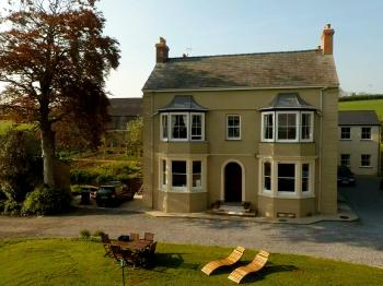 North Down farm Bed & Breakfast - Grounds and gardens