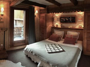 Chalet Aline - Chambres