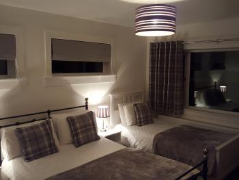 Carn Mhor Bed and Breakfast - Room 3 Family Standard Ensuite