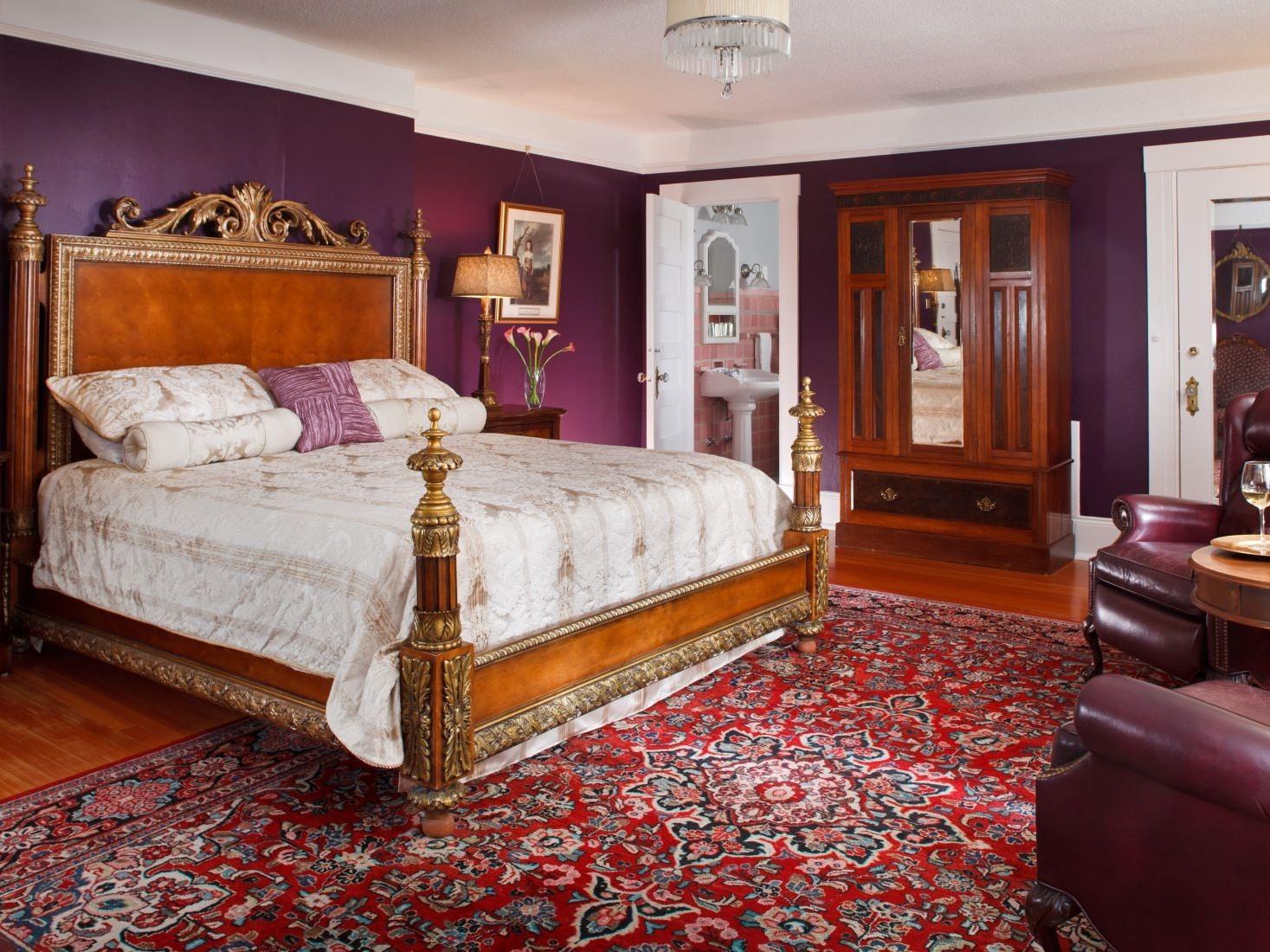 Double room-Ensuite-Deluxe-Master Bedroom.